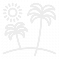 Master Plan Beach Icon