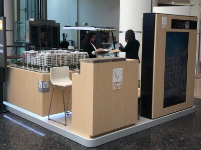 Exclusive promotional campaign at Sahara Centre exhibits