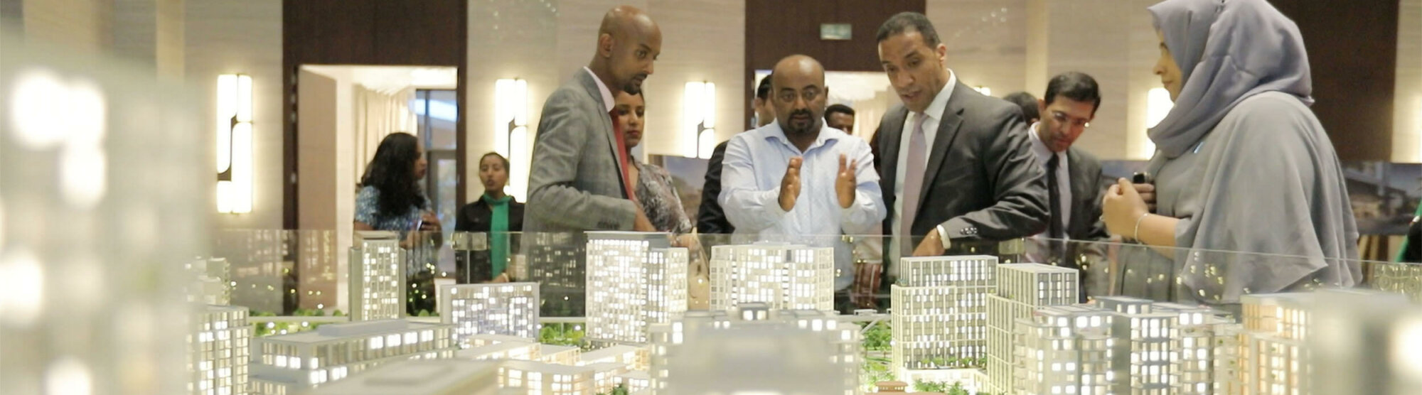 La Gare, one of Ethiopia's largest mixed-use developments