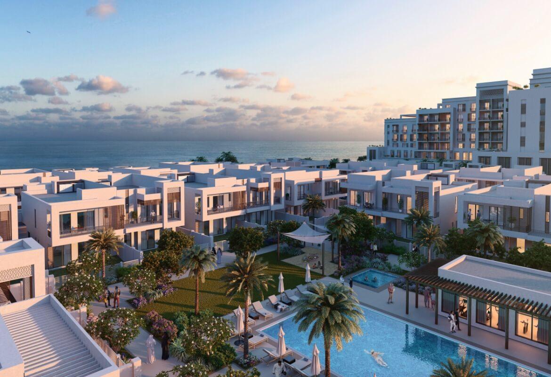 Вилла за криптовалюту Fujairah Аль-Батае кипр продажа недвижимости виллы дома