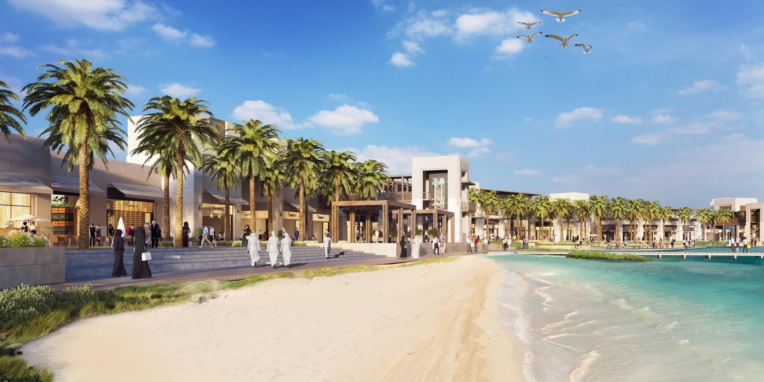 Kalba Waterfront real estate opportunities
