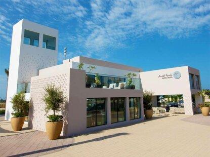 Eagle Hills Abu Dhabi Offices