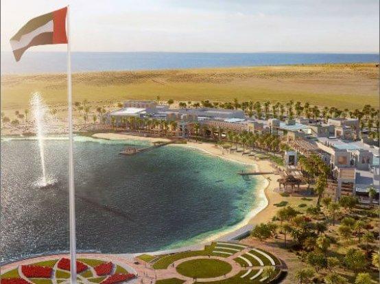 Kalba Waterfront development in the United Arab Emirates