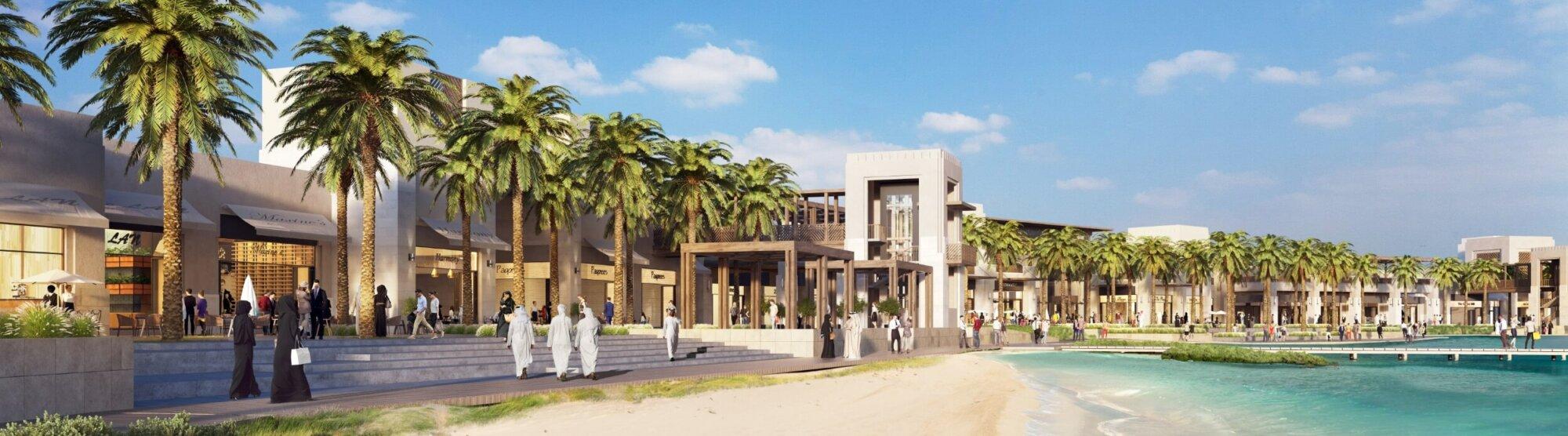 Kalba Waterfront Mall United Arab Emirates