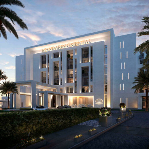 Eagle Hills has entered Oman with the launch of Mandarin Oriental, Muscat.
